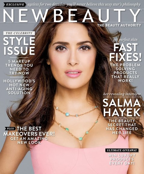 New Beauty Cover - 4/1/2014