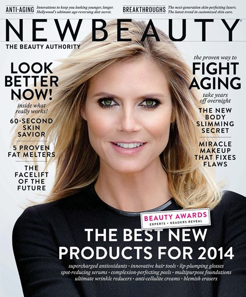 New Beauty Cover - 1/1/2014