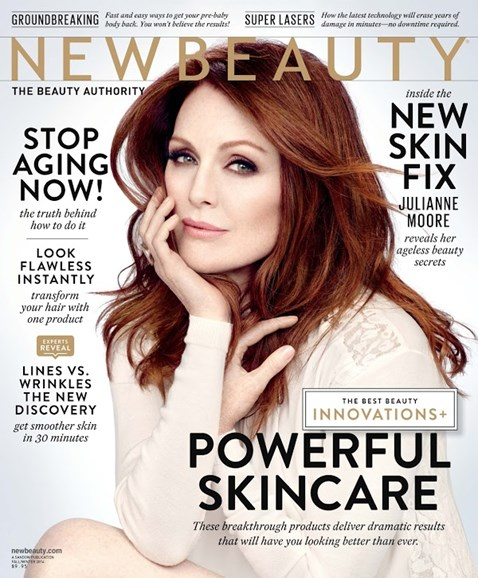 New Beauty Cover - 10/1/2014
