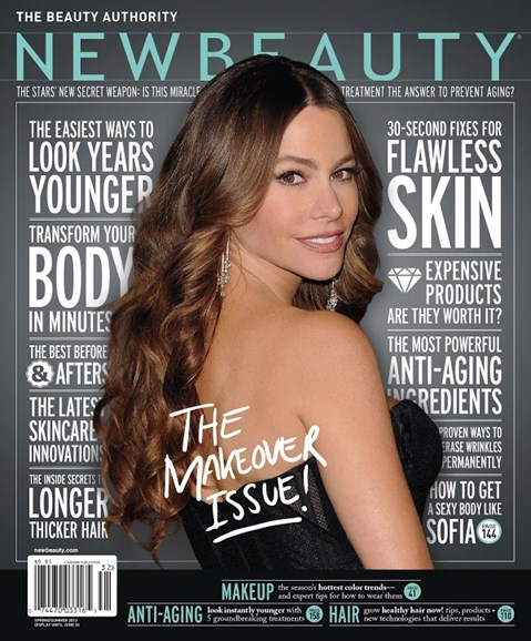 New Beauty Cover - 4/1/2013