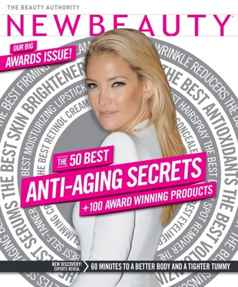 New Beauty Cover - 1/1/2013
