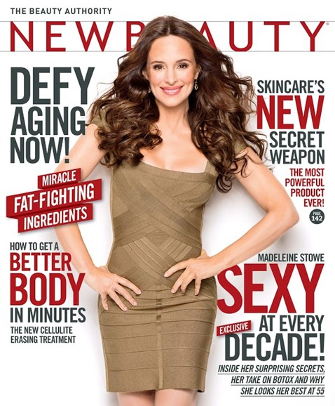 New Beauty Cover - 10/1/2013