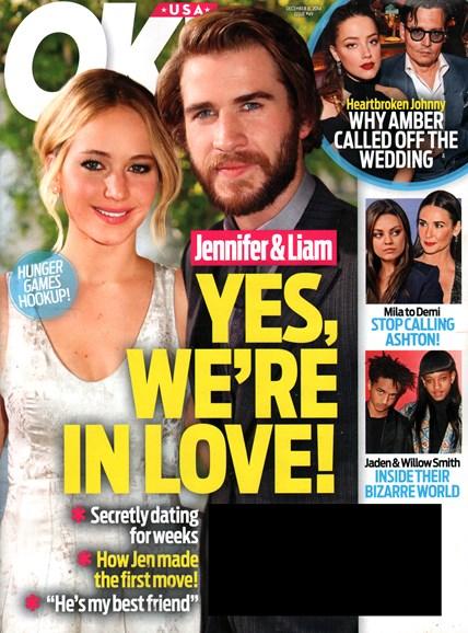 Ok! Cover - 12/8/2014