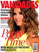 Vanidades Magazine 12/1/2014