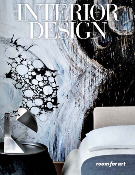Interior Design Cover - 8/1/2014
