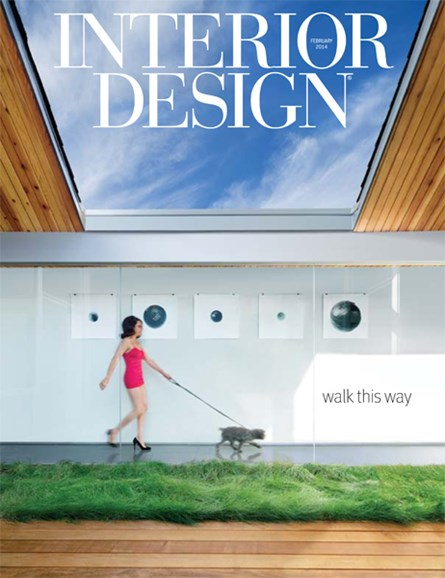 Interior Design Cover - 2/1/2014