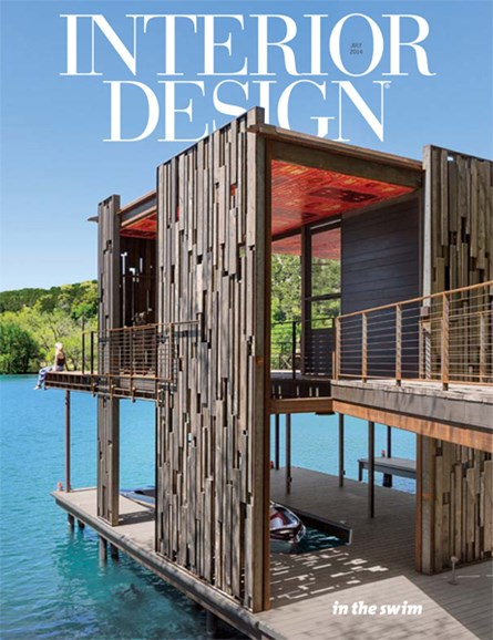 Interior Design Cover - 7/1/2014
