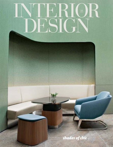 Interior Design Cover - 6/1/2014