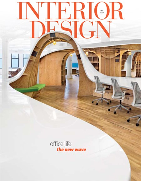 Interior Design Cover - 5/1/2014