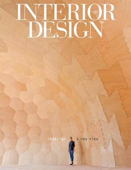 Interior Design Cover - 11/1/2014