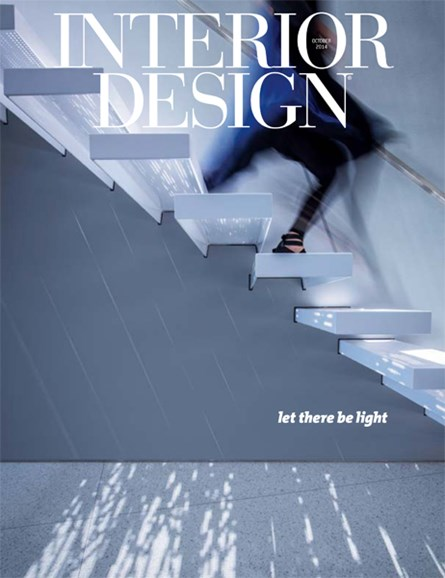 Interior Design Cover - 10/1/2014