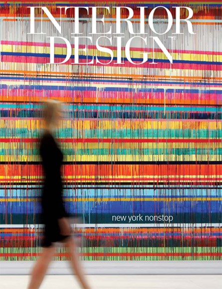 Interior Design Cover - 9/1/2014
