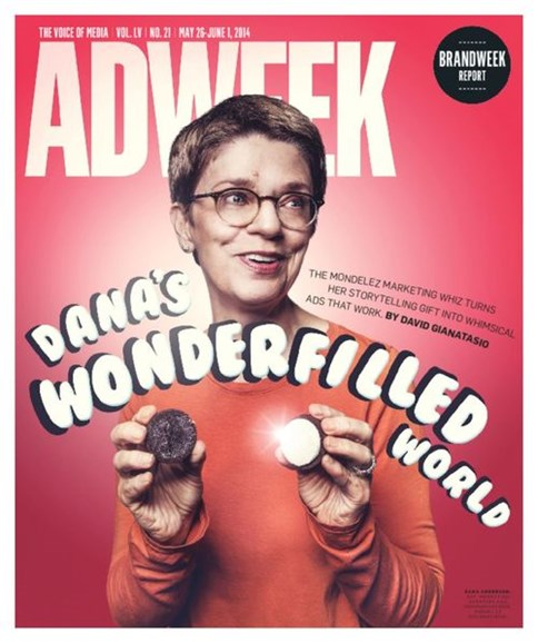 Adweek Cover - 5/26/2014