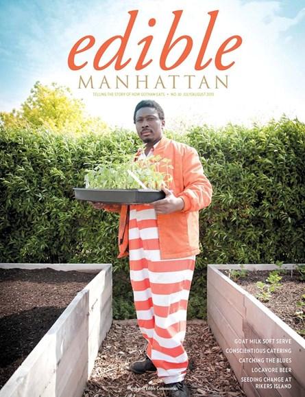 Edible Manhattan Cover - 7/1/2013