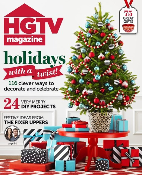 HGTV Cover - 12/1/2014