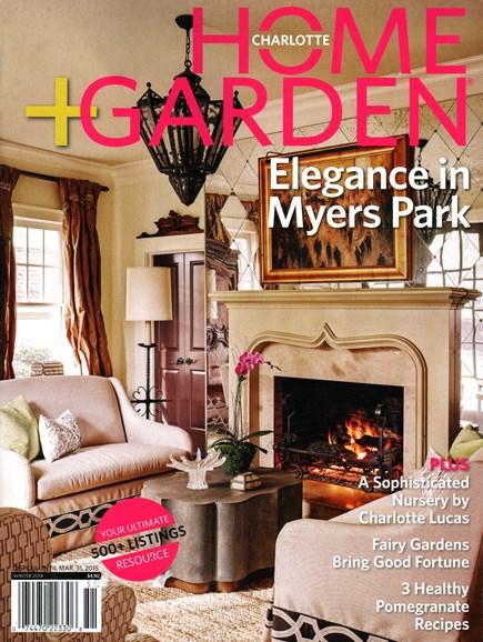 Charlotte Home & Garden Cover - 12/1/2014