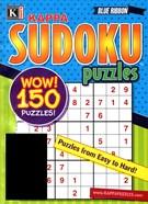 Blue Ribbon Kappa Sudoku Puzzles Magazine 12/1/2014