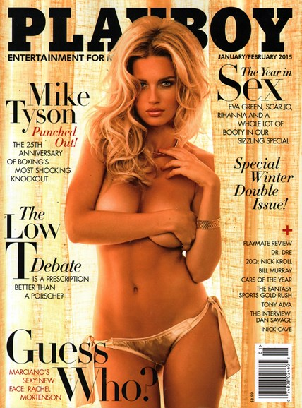 Playboy Cover - 1/1/2015