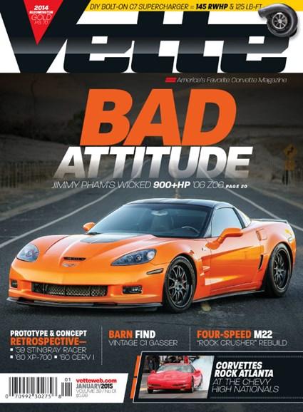 Vette Cover - 1/1/2015