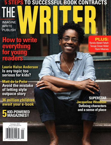 The Writer Cover - 1/1/2015
