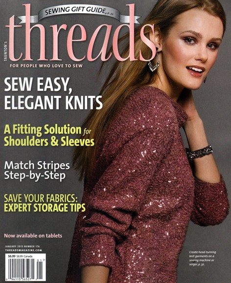 Threads Cover - 1/1/2015