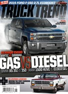 Truck Trend Magazine 1/1/2015