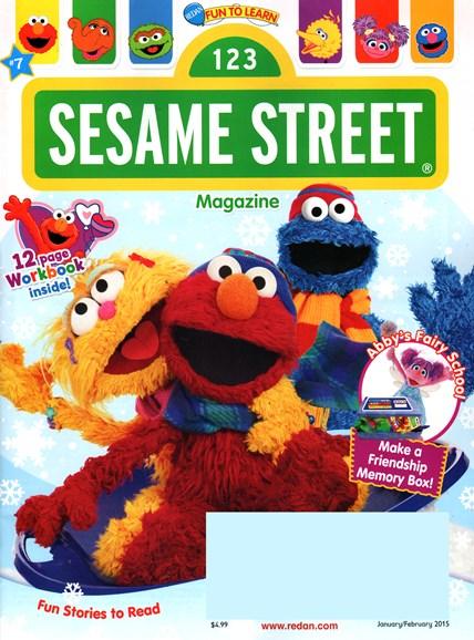 Sesame Street Cover - 1/1/2015