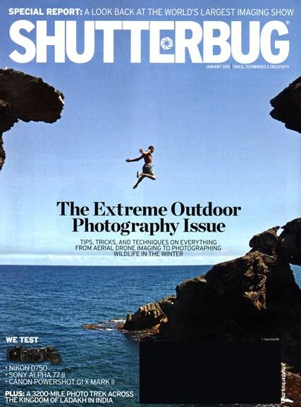 Shutterbug Cover - 1/1/2015