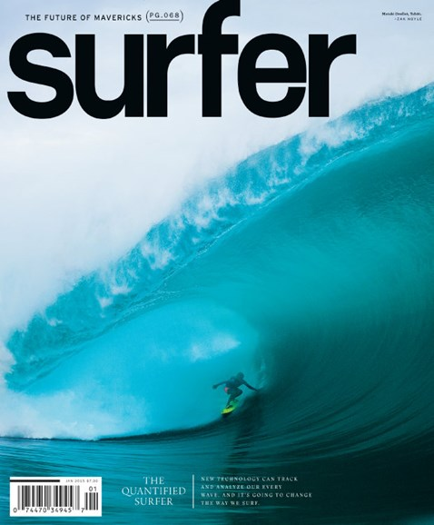 Surfer Cover - 1/1/2015
