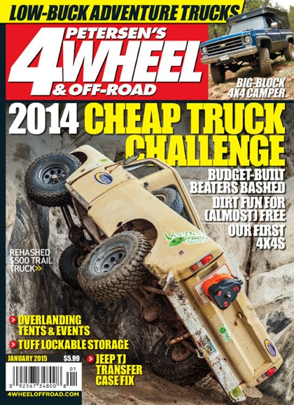 4 Wheel & Off-Road Cover - 1/1/2015