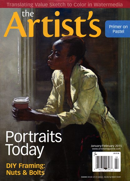Artists Cover - 1/1/2015