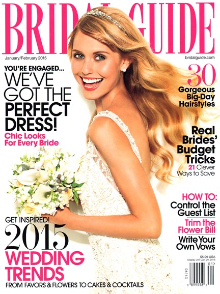 Bridal Guide Cover - 1/1/2015