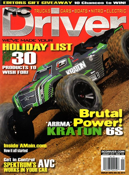 RC Driver Cover - 1/1/2015
