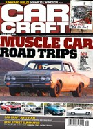 Car Craft Magazine 1/1/2015