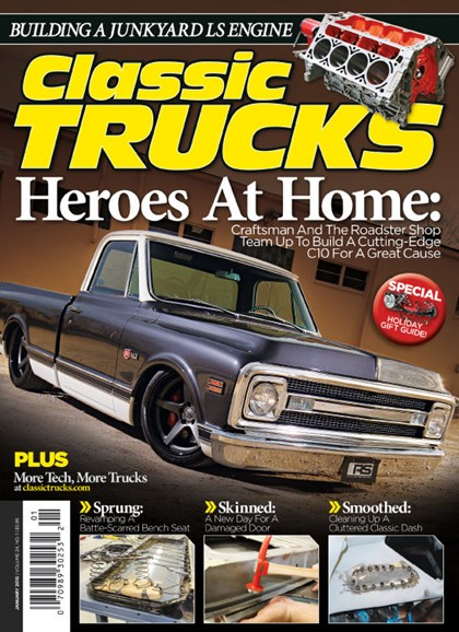 Classic Trucks Cover - 1/1/2015