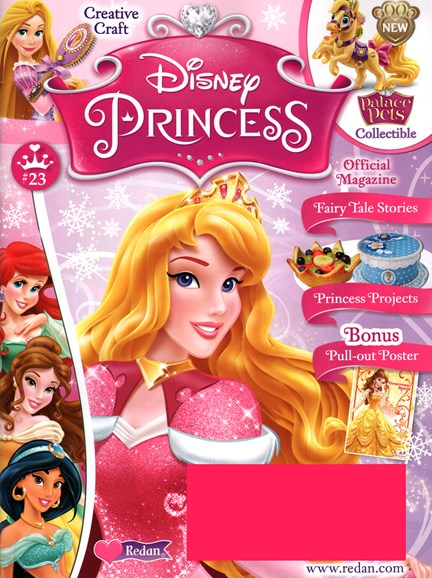 Disney Princess Cover - 1/1/2015