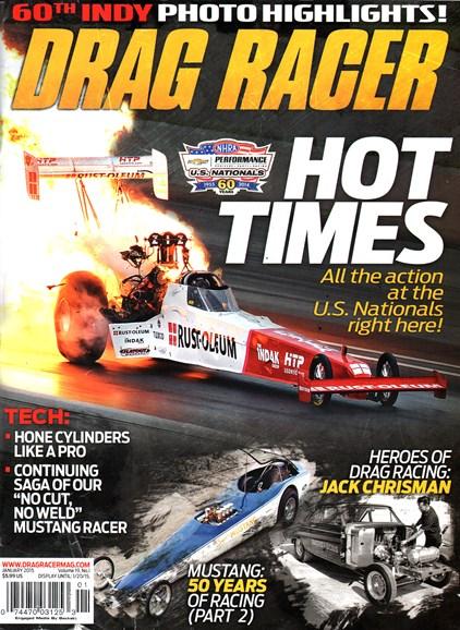 Drag Racer Cover - 1/1/2015