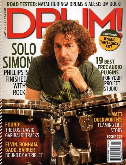 Drum! Cover - 1/1/2015