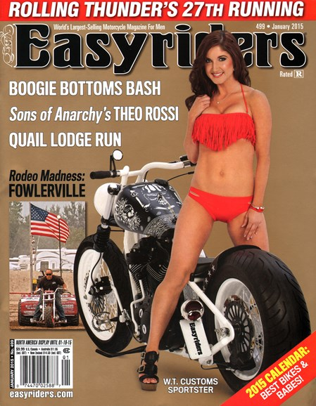 Easyriders Cover - 1/1/2015