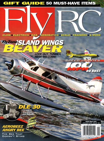 Fly RC Cover - 1/1/2015