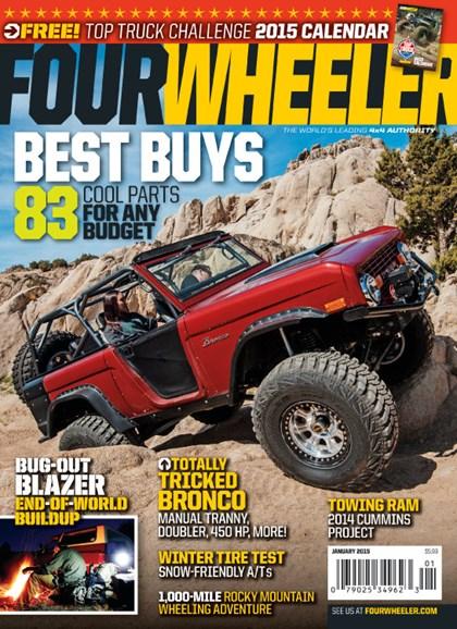 Four Wheeler Cover - 1/1/2015