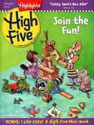 High Five Magazine 1/1/2015