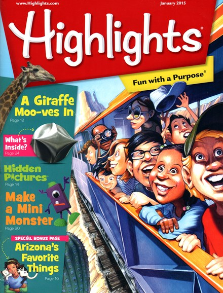 Highlights Cover - 1/1/2015