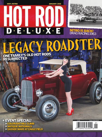 Hot Rod Deluxe Cover - 1/1/2015