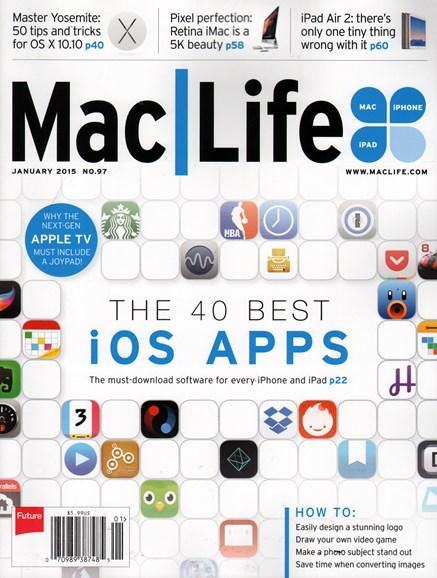 Mac | Life Cover - 1/1/2015