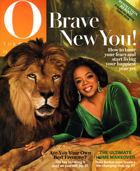 O The Oprah Cover - 1/1/2015