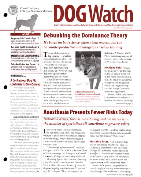 Dogwatch Cover - 1/1/2015