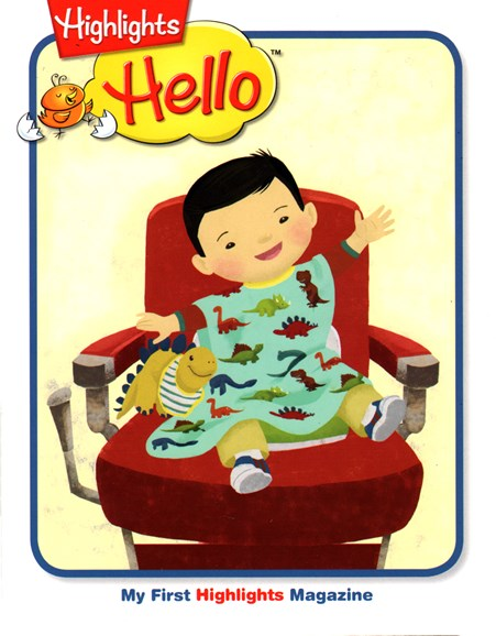 Highlights Hello Cover - 1/1/2015