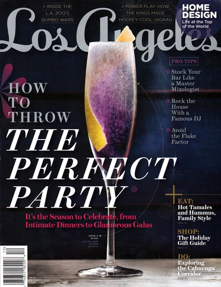 Los Angeles Cover - 12/1/2014