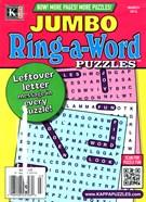 Jumbo Ring a Word Magazine 3/1/2015